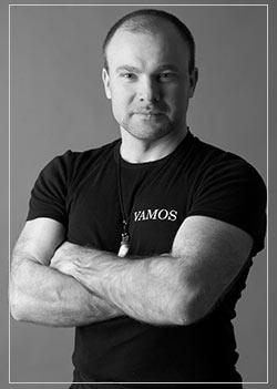 Ивченков Денис - cальса стиль LA, Кизомба